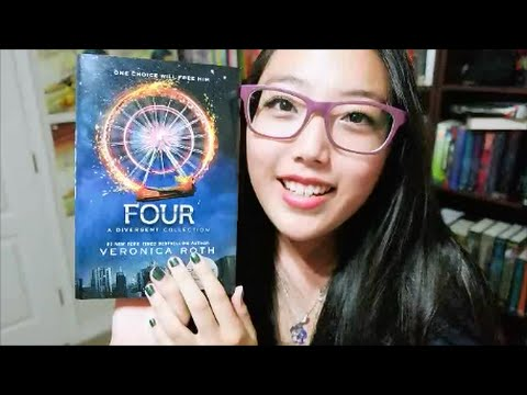 BOOK REVIEW: FOUR BY VERONICA ROTH