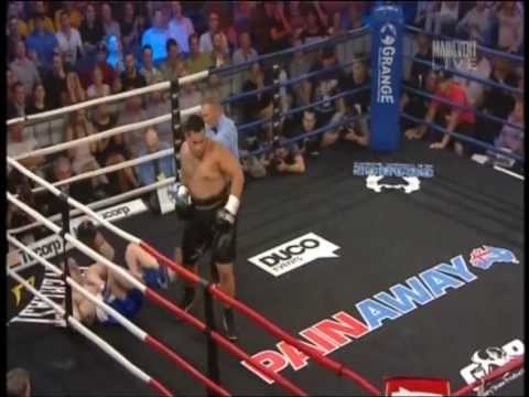 Paul Gallen (debut) v Herman Ene-Purcell (2-1-1)