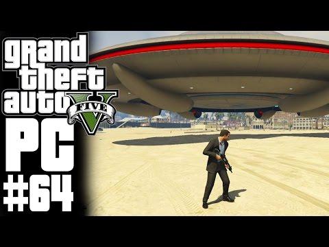 GTA 5 - Mit einem UFO Los Santos zerstören [MOD]