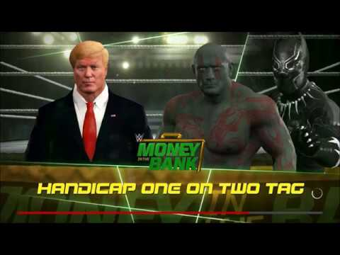 Birds of Play - WWE 2k17: Celebrity Matches