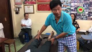 CHỮA THẦN KINH TỌA, THOÁT VỊ ĐĨA ĐỆM, Danh y Đất Việt, 2017