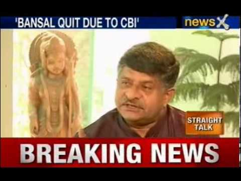 News X: Straight Talk with Ravi Shankar Prasad