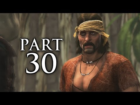 Assassin's Creed 4 Black Flag Gameplay Walkthrough Part 30 - Black Bart's Gambit (AC4)