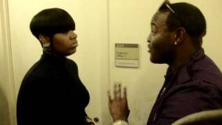 ROBERT HATCHER FINALLY TALKS TO FANTASIA THEN BREAKS DOWN AFTERWARDS