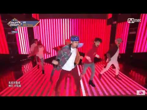 BTS(방탄소년단) - Mic Drop (BTS COUNTDOWN 20171012 @ M COUNTDOWN)