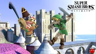 Super Smash Bros. Ultimate New Character Ideas - First Party Characters
