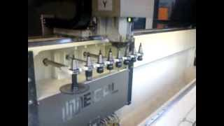 The fastest CNC Profile Machining Center by PROMAX MACHINERY
