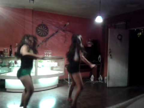 TARDE DANCEHALL.- POTONAS CREW