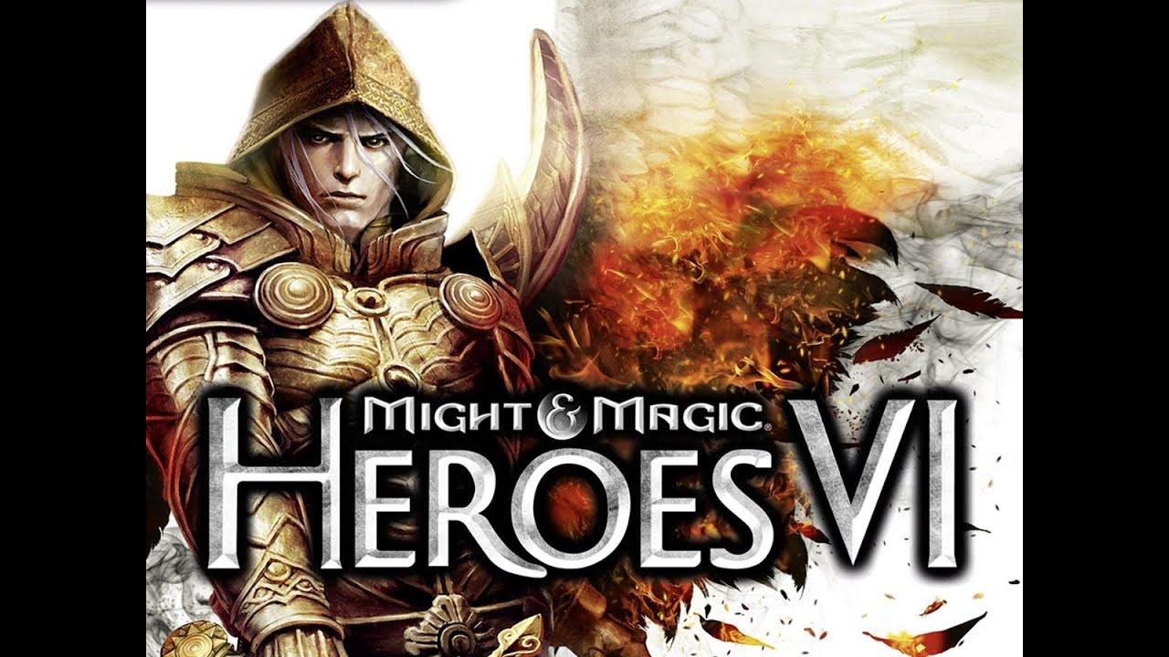 Герои меча и магии 6 / Might & Magic Heroes VI Установка кряка.