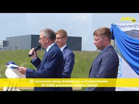 ZF Rozszerza Swoją Działalność W Częstochowie