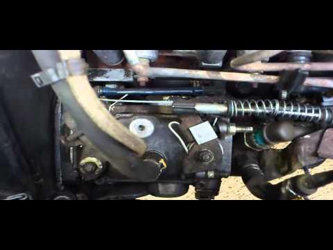Fiat siena/palio 1.7 diesel engine start & sound