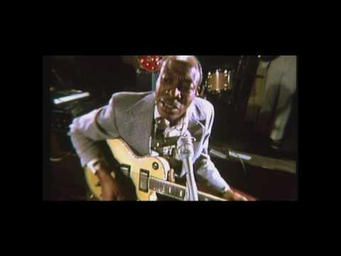 Jimmy Reed plays the blues
