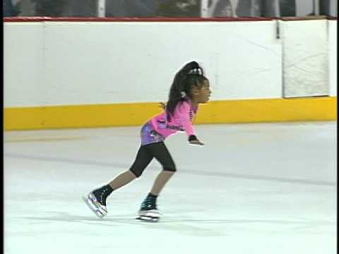 whip my hair by willow smith  (Artistic Performance) Starr Andrews skater (Age 9)