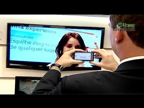 DLNA - troca de mídia em diferentes equipamentos