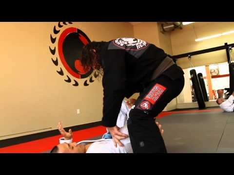 Kurt Osiander Move of the Week - X-Guard Pass Image 1