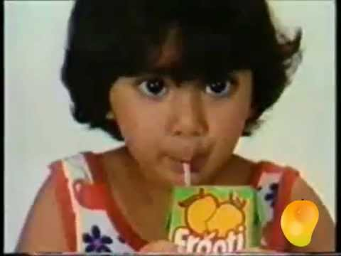 Frooti Commercial - Doordarshan