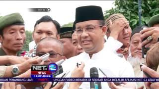 Anies Baswedan Hadir di Tabligh Akbar Politik Islam - NET 12