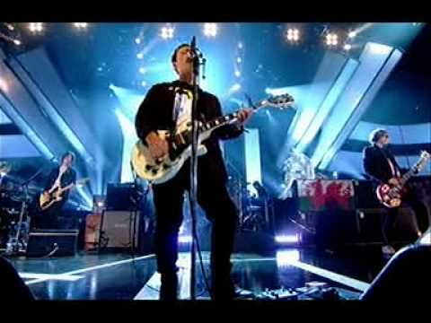 Manic Street Preachers It's Not War - Just The End Of Love Jools Holland Later Sept 15 2010