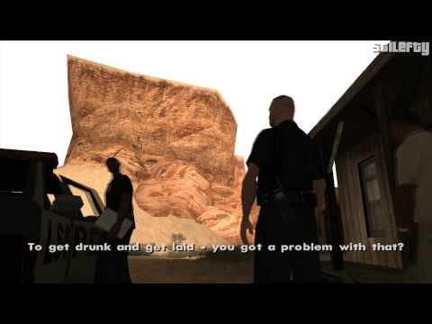 GTA San Andreas - Mission #89 - High Noon