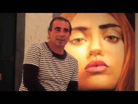 LUIS BURGOS - Pintor