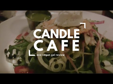 Candle Cafe: Eco-Vegan Gal review
