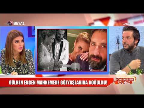 Erhan Çelik'i gören Gülben Ergen neden ağladı?