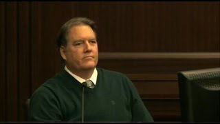 Murder Trial: Accused Takes the Stand in 'Loud Music' Trial  2/12/14  (Stand Your Ground)
