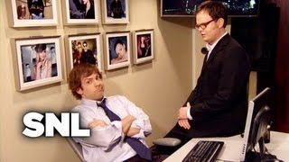 Monologue: Rainn Wilson on the Differences Between SNL and The Office - SNL