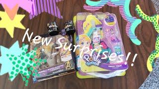New Toy Surprises!!