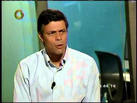 Leopoldo López: Hay que salir de Maduro