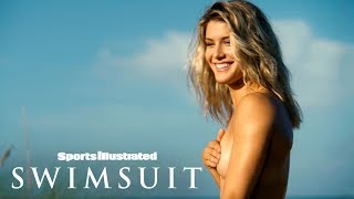 Genie Bouchard Goes Topless, Fools Around In Turks & Caicos | Outtakes | Sports Illustrated Swimsuit