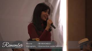 YOU ARE THE REASON - CALUM SCOTT COVER BY REMEMBER ENTERTAINMENT KERONCONG MODERN