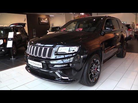 Jeep Grand Cherokee Srt 2017 In Depth Review Interior Exterior Videos68 Com