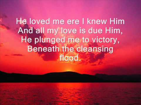 Victory in Jesus (hymn) with lyrics