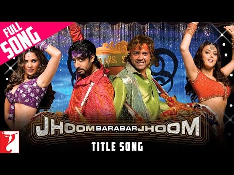 Jhoom Barabar Jhoom - Title Song video