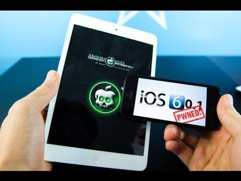 6.0.1 Jailbreak Status Update & Untethered Bootrom Exploit Info - iOS 6 General Info
