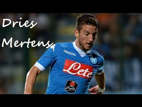 Dries Mertens ►Broken Wings ● SSC Napoli ● ᴴᴰ