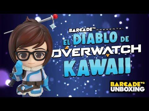 El DIABLO de Overwatch KAWAII - Unboxing: Nendoroid Mei