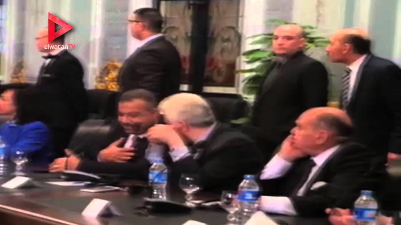 رئيس مجلس النواب يلتقي وفد البرلمان الأوربي