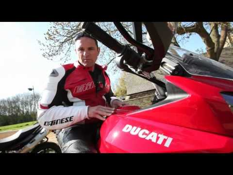 Ducati Multistrada 1200 v KTM SMT v BMW GS v Tiger 1050 Video
