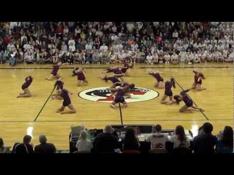 2013 William Tennent High School Black & White Night (Black Dance Team)