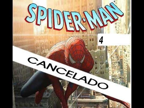 Las razones por las cuales se cancelo spiderman 4 /opinion y analisis