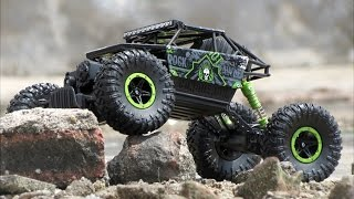 1/18 2.4G Rock Crawler Rock Buggy RC Car Remote
