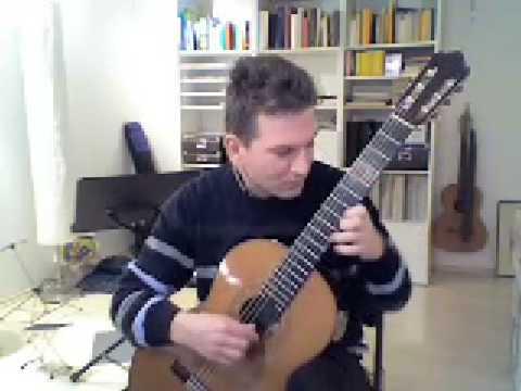 Oliver Eidam spielt Fète Villageoise op.20 von Giulio Regondi