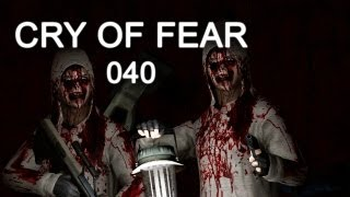 CRY OF FEAR #040 - Die Wahrheit über Simon [ENDE] [HD+] [Facecam] | Let's Play Cry of Fear