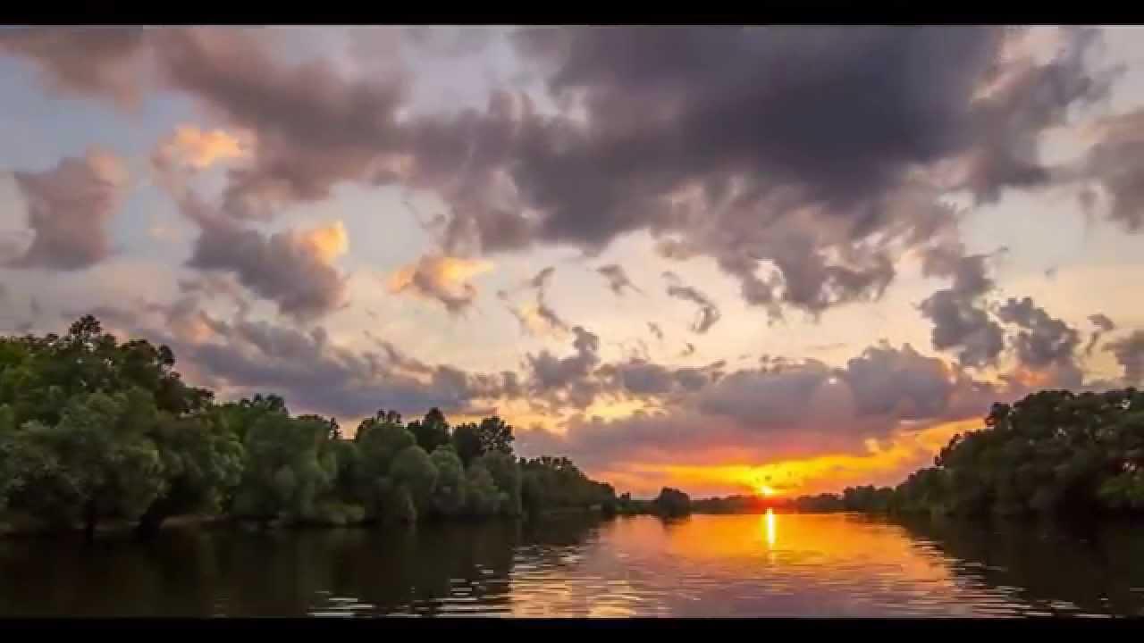 время река:
