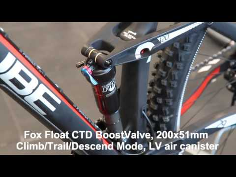 Cube STEREO 120 HPC Race 29 Mountain Bike 2014 Review