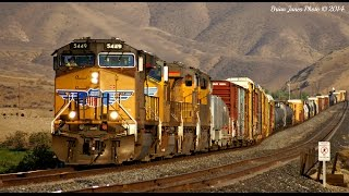 Union Pacific rail-yard, Cheyenne Wyoming
