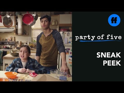 Party of Five Season 1, Episode 1 | Sneak Peek: Emilio Defends Himself | Freeform