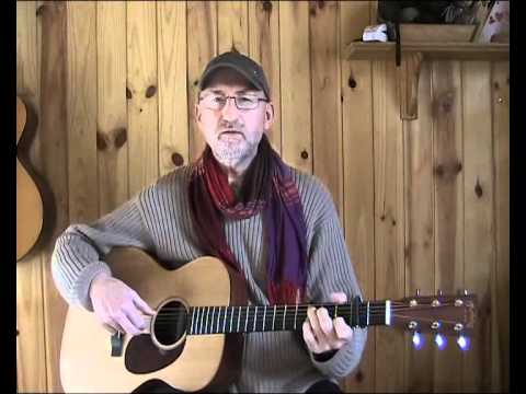 Jim's Weakly Blues Guitar Tips - Ragtime Turnaround in C,à la Blind Boy Fuller